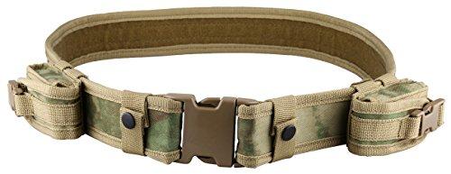 Rodut (TM) Military Condor Tactical Belt 1000D (A-tacs Fg)