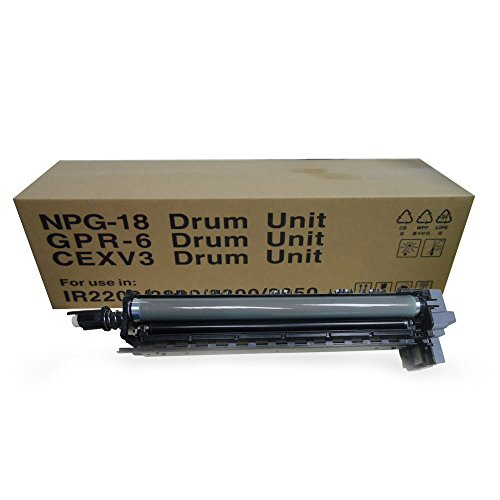 Aotusi Photocopy Machine Drum Unit Toner Cartridge For Canon IR 2200 2800 3300 3350 GPR-6 NPG-18 C-EXV3 Copier Parts IR2200