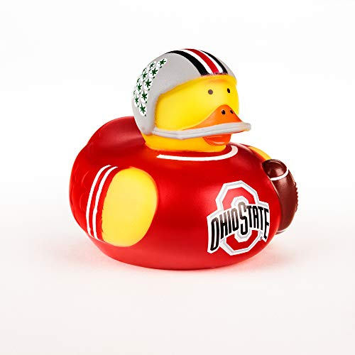 """BSI NCAA Ohio State Buckeyes 4"""" All Star Duck4 All Star Duck, Red, One Size"""