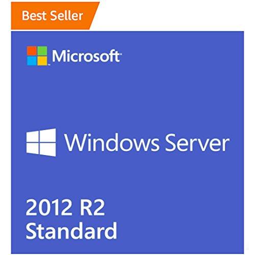 Míсrоsоft Wíndоws Server 2012 R2 Standard OEM (2 CPU/2 VM) – Base License