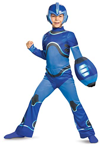 Megaman 3-D Classic Costume Blue for sale  Delivered anywhere in USA