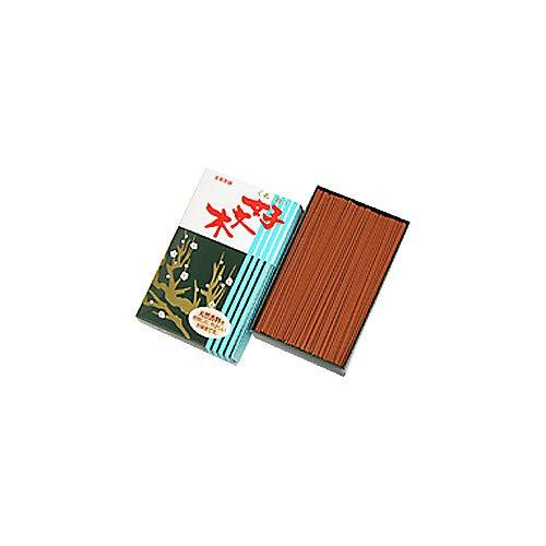 憲法教師の日追い払う家庭用線香 好文木 お徳用大型バラ詰(箱寸法15×9.5×4cm)◆さわやかな白檀の香りのお線香(梅栄堂)