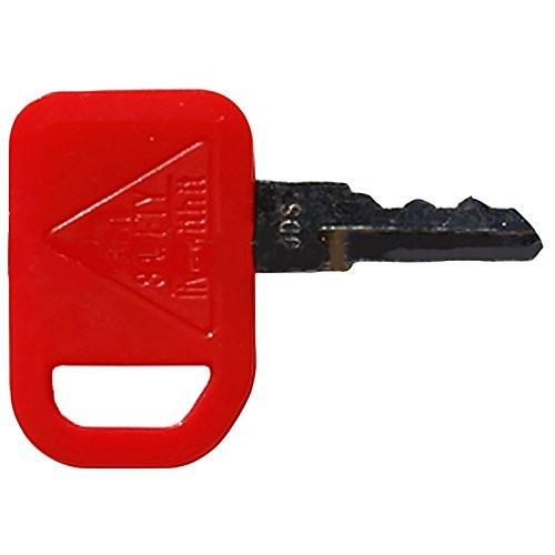 T209428 KV13427 TWO Keys Made To Fit John Deere Skid Steer Models 240 250 260 270 280 313 315