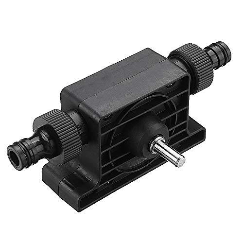 - Portable Electric Drill Pump Self Priming Transfer Pump Oil Fluid Water Pump