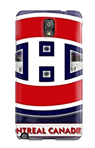 Defender Case With Nice Appearance (montreal Canadiens (56) ) For Galaxy Note 3