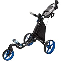 TGW Tour Swivel 3-Wheel Push Cart