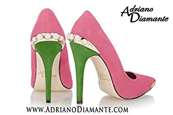Amazon.com: Gear Shoes Pink Green Pumps 4