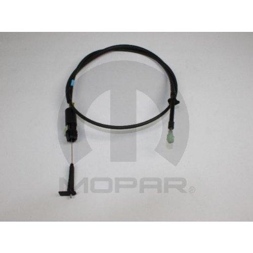 Throttle Valve Cable (Mopar - Cable Throttle Valve - Part# 52107742AC)