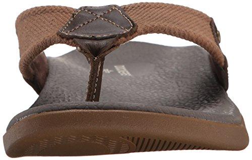 Dockers Mens Sundale Flip-flop Tan / Brun