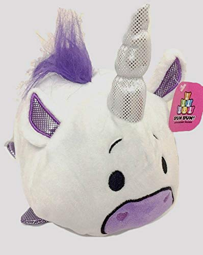 - Bun Bun Unicorn 7 INCH Plush (White Unicorn)