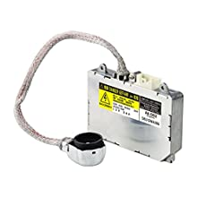 HID Ballast with Ignitor - Headlight Control Unit Module - Replaces 81107-2D020, 85967-0E020, DDLT002, KDLT002 - Fits Toyota Prius, Avalon, Sienna, Lexus ES300, ES330, LS430, Lincoln Aviator and more
