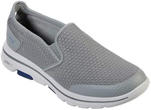 SKECHERS GO WALK 5 APPRIZE Mens Shoes, Multicolour (Light