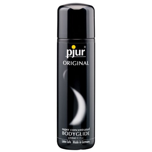 Pjur ORIGINAL ( 8.5 Fluid Ounce / 250 Milliliter ) - Super Concentrated Silicone Personal Lubricant by pjur