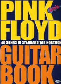 Pink Floyd Guitar Book - 40 Songs in Standard Tab Notation Songbook für Gitarre und Gesang