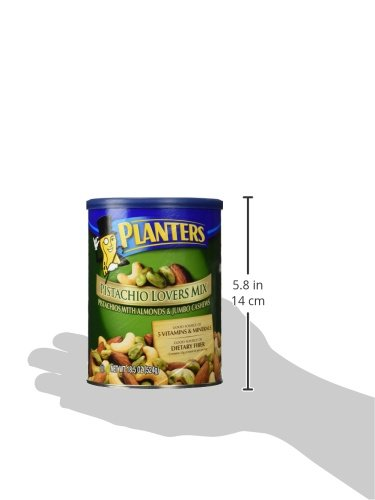 Planters Pistachio Lovers Mix, 18.5oz