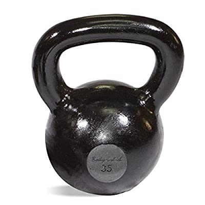 Iron Kettlebells 5-100 lbs. by Body Solid
