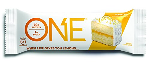 quest lemon protein bars - 2