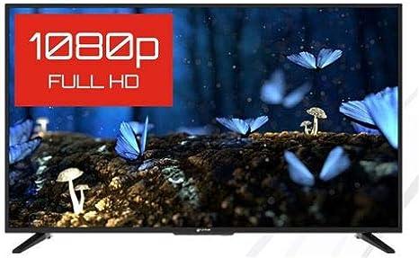 Grunkel - LED-430H T2 - Televisor LED Full HD Alta definición - 43 pulgadas - Negro: Amazon.es: Electrónica