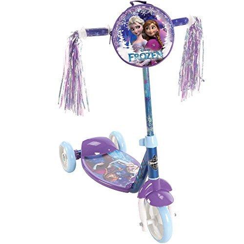 Disney Frozen Girls Preschool 3-wheel Scooter ()
