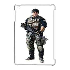 Diy Phone Cover Soldier for iPad Mini WER340528