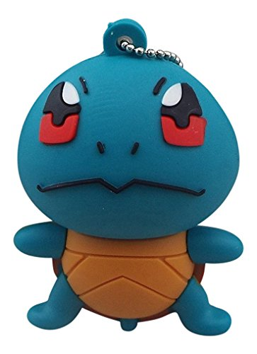 Assorted USB Flash Drives (Squirtle16GB) (Usb Flash Media Key)