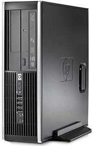 HP Elite 8100 SFF Business Desktop Computer, Intel Quad Core i7-860 2.8GHz Processor, 8GB DDR3 RAM, 500GB HDD, DVD, RJ45, VGA, Display Port, Windows 10 Professional (Certified Refurbishd)