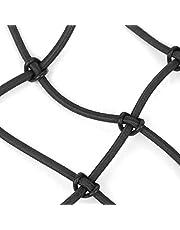 RC Luggage Roof Rack Net, Luggage Roof Rack Net, RC Accessory Elastic Luggage Roof Rack Net for RC Car Model Toy Car Luggage Net 1/8 1/10 RC Crawler