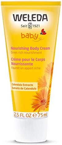 Weleda Nourishing Body Cream, 2.5 Fluid Ounce