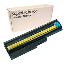 IBM ThinkPad T61p 6458 Laptop Battery - Premium Superb Choice® 6-cell Li-ion Battery
