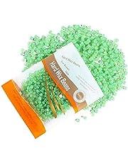 Liddy Hard Wax Beans Painless Gezicht Lichaam Haar Remover Ontharende Braziliaanse Wassende Bean Aloe 100g