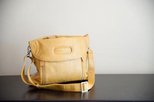 Kelly Moore Posey 2 Camera Bag, Mustard
