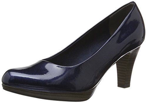 Marco Tozzi 22409 Damen Pumps Blau (Navy 805)