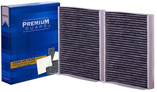PG Cabin Air Filter PC4329 | Fits 2010-16 BMW 528i, 2010-16 528i xDrive, 2014-16 535d, 2014-16 535d xDrive, 2010-16 535i, 2010-17 535i GT, 2011-17 535i GT xDrive, 2009-16 535i xDrive, 2010-16 550i