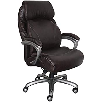 amazon com serta big tall executive office chair kitchen dining