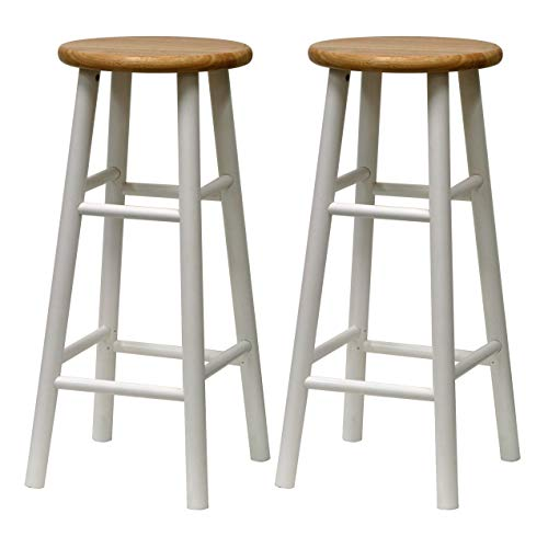 (Winsome 53780 Tabby Stool,)