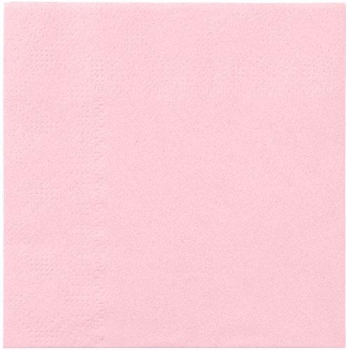 1000 pink cocktail napkins - 4