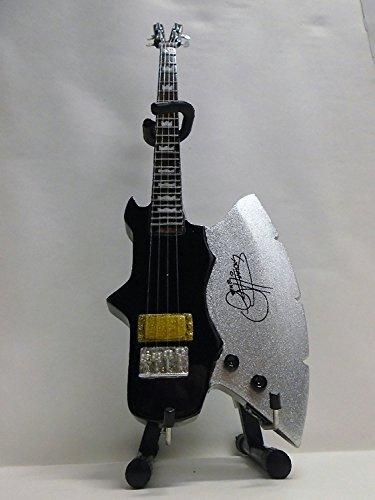Axe Heaven Gene Simmons Signature Classic Axe Miniature Bass Guitar Replica