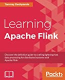 img - for Learning Apache Flink book / textbook / text book