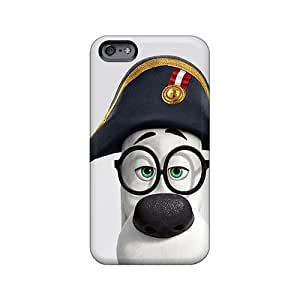 Anti-Scratch Hard Phone Cases For Iphone 6plus (PRx14409LBSH) Unique Design Stylish Mr Peabody Sherman Series