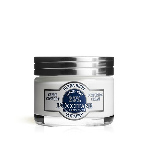 L Occitane Ultra Rich Face Cream - 1