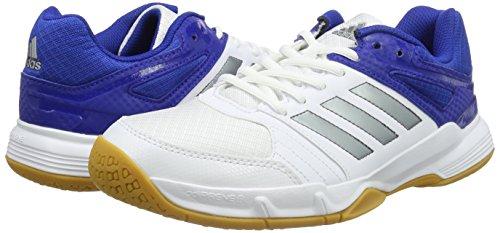 Pour M 00 Hommes Chaussures De noir Speedcourt Adidas Handball Blanc 6q5XXx