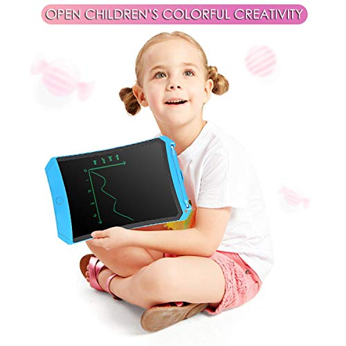 Youcoco LCD E Writing Board Writing Portable Durable Painting Drawing Writing with Stylus Graphics Tablets by Youcoco (Image #7)