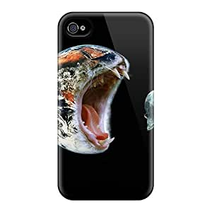 Hot Tpye Earth Vs Moon Cases Covers For Iphone 6plus Black Friday