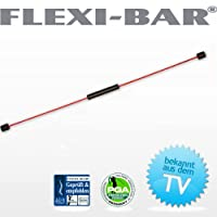 FLEXI-BAR® Standard + DVD Rücken Fit + DVD Beckenbodentraining