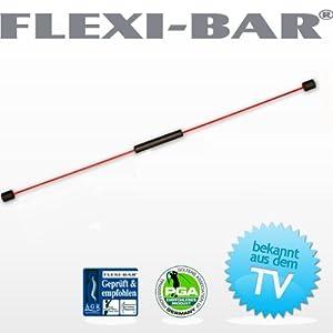 FLEXI-BAR® Standard + DVD Rücken Fit + DVD Beckenbodentraining