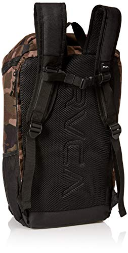 41O2xNPfpLL - RVCA Men's Voyage Skate Backpack, camo, ONE SIZE