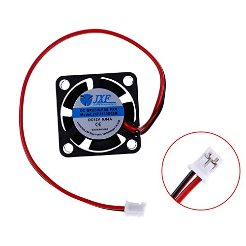 Motor Protectors - 1 X Cooling Fan Mini Dc 12v Brushless 25mm 2510s Cooler Heatsink 25 25x10mm - Noctua Cooler Water Fan Heatsink Fan Fan 4 Mini Chipset Cooler Rpm Fan Dual Fan 12v Dc 12v Coole