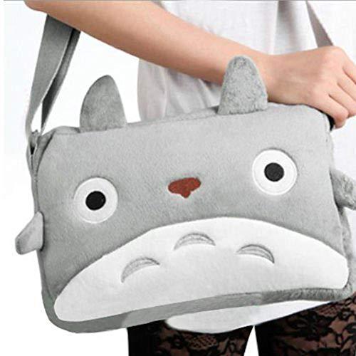 Qiyun TOTORO Cute Japan Anime Messenger Shoulder Bag cawaii purse version