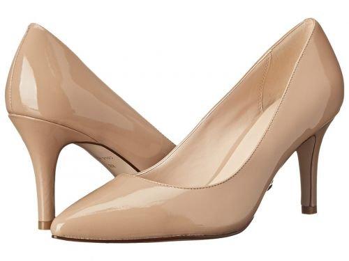 Cole Haan(コールハーン) レディース 女性用 シューズ 靴 ヒール アンクル Juliana Pump 75mm - Maple Sugar Patent [並行輸入品] B07BR58H3P 9 C - Wide