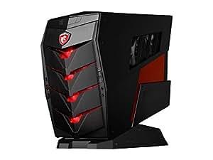 MSI Aegis-001BUS Intel Core i7-6700K 4GHz/2TB 7200RPM + 240GB Solid State Drive - 16GB DDR4 SDRAM - Nvidia GeForce GTX 980TI 6GB GDDR5 Graphics - Windows 10 Mini-ITX Gaming Desktop
